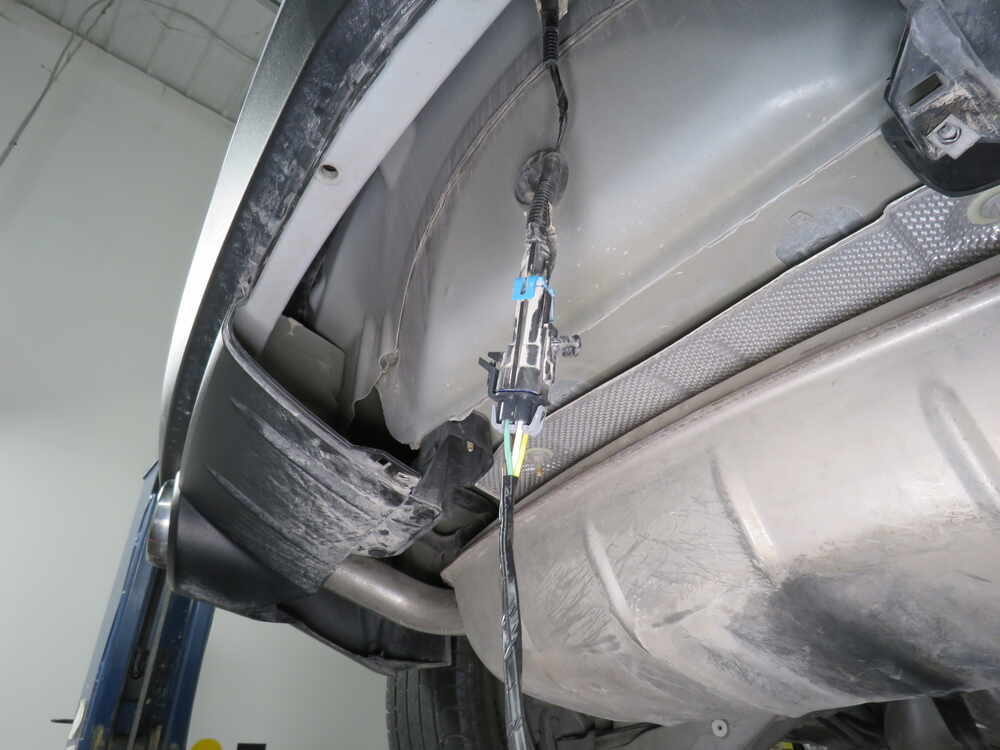 2013 Cadillac SRX Hopkins Plug-In Simple Wiring Harness ...