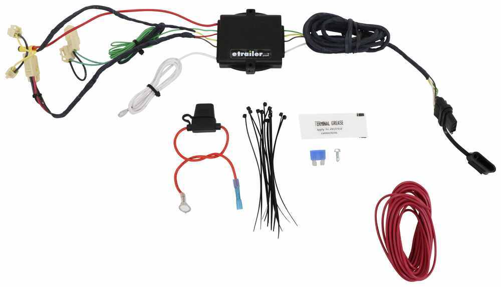 Hopkins Custom Fit Vehicle Wiring - HM11141824