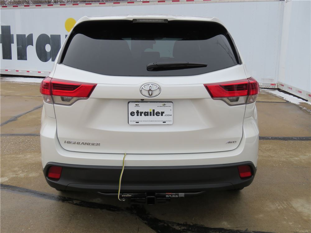 2016 Toyota Highlander Hopkins Plug