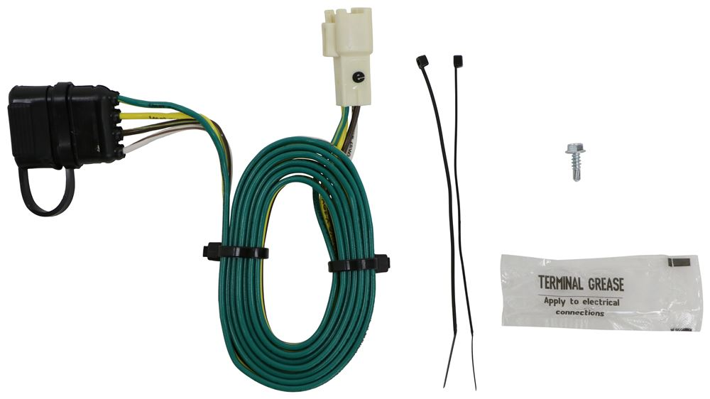 Hopkins No Converter Custom Fit Vehicle Wiring - HM11141825