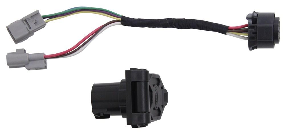 Hopkins No Converter Custom Fit Vehicle Wiring - HM11141855