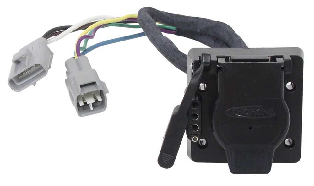 HM11141920 - 4 Flat,7 Blade Hopkins Trailer Hitch Wiring