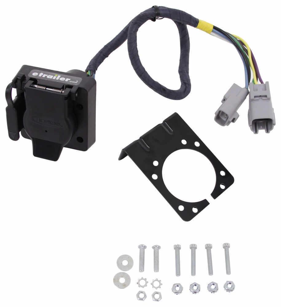 Custom Fit Vehicle Wiring HM11143325 - No Converter - Hopkins