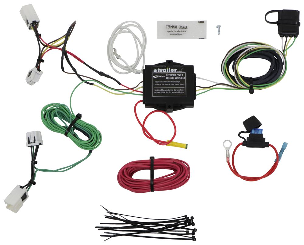 Hopkins Custom Fit Vehicle Wiring - HM11143585