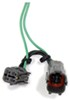 Hopkins Plug-In Simple Vehicle Wiring Harness with 4-Pole Flat Trailer Connector 4 Flat HM11143820