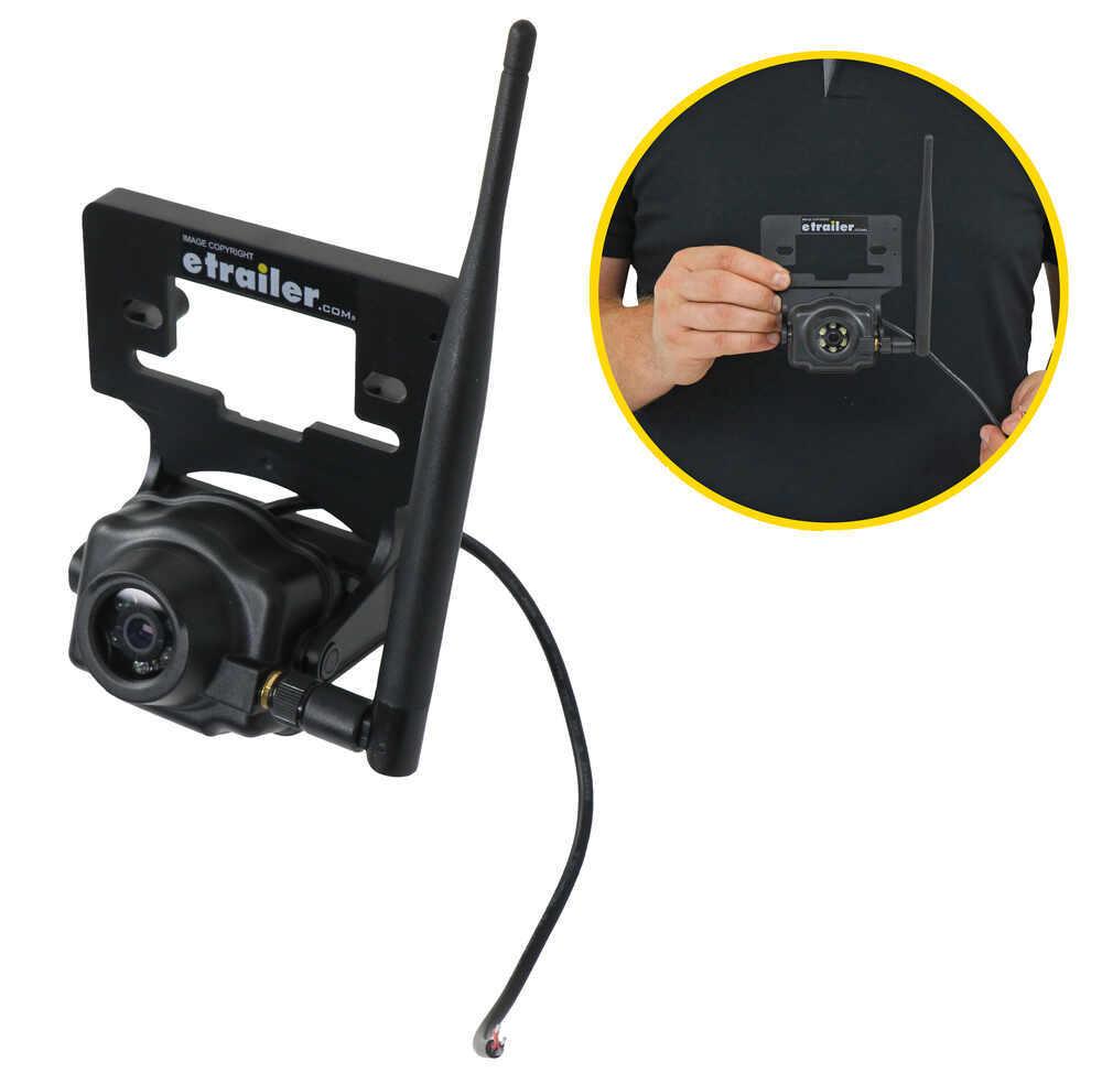 HM34FR - Smartphone Display Hopkins Backup Camera Systems