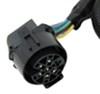 Custom Fit Vehicle Wiring HM40157 - 7 Blade - Hopkins