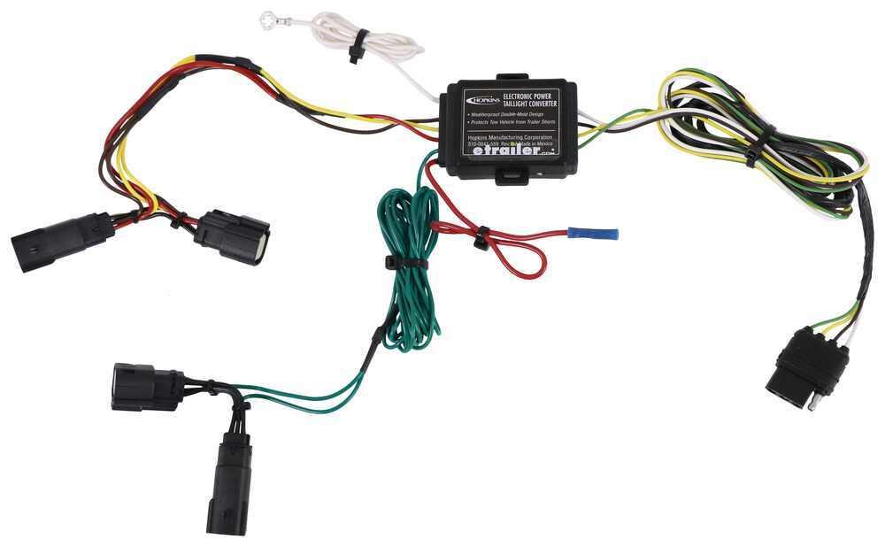 2018 Ford Escape Hopkins Plug