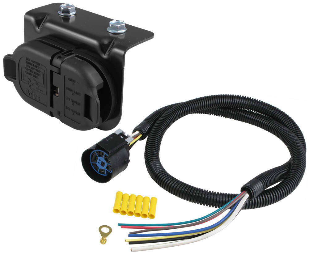 Hopkins Custom Fit Vehicle Wiring - HM40975-11998