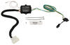 Hopkins Plug-In Simple Wiring Harness for Factory Tow Package - 4-Pole Flat Trailer Connector 4 Flat HM43134
