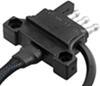 Hopkins Endurance 4-Way Flat Trailer Connector - Trailer End - Ergonomic Design Trailer End Connector HM48110