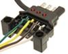 HM48192 - 4 Flat Hopkins Trailer Connectors
