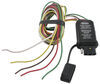 hopkins wiring  4 flat vehicle converter with 4-pole end
