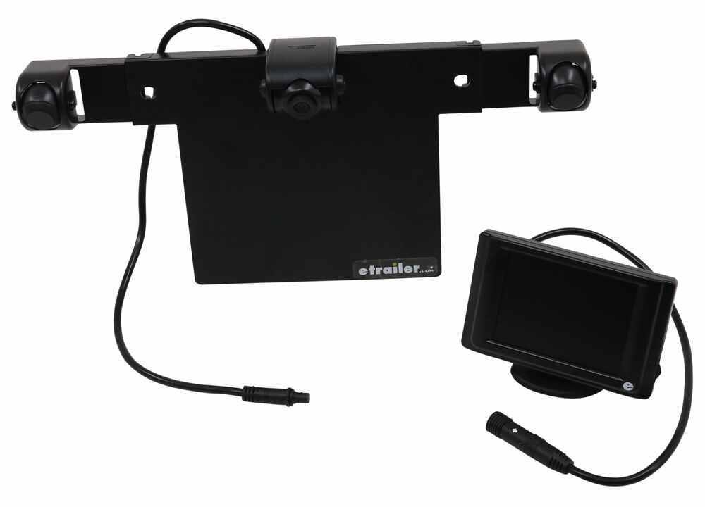 Backup Camera HM50002 - Dash Monitor - Hopkins
