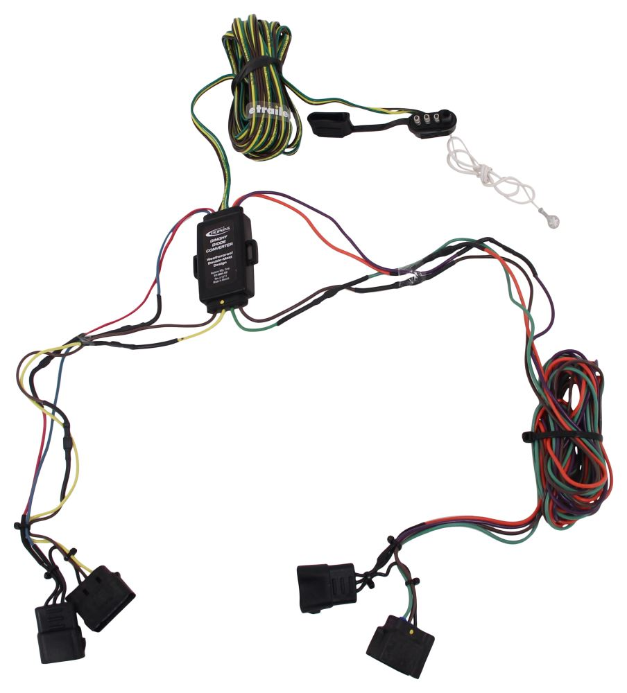 [DIAGRAM_34OR]  Hopkins Custom Tail Light Wiring Kit for Towed Vehicles Hopkins Tow Bar  Wiring HM56000 | Light Bar Wiring Harness Austin Tx |  | etrailer.com