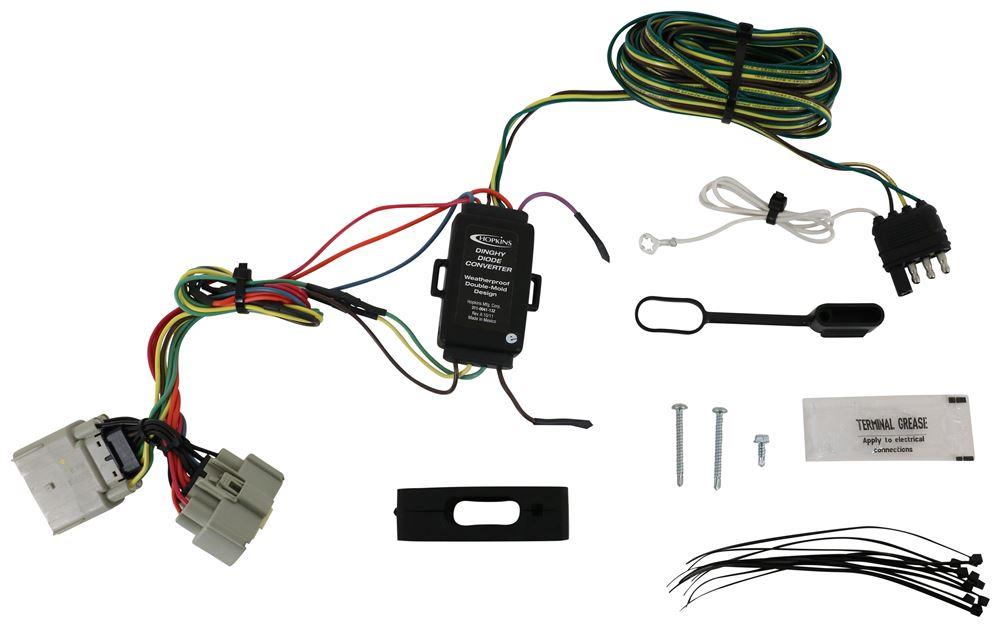 HM56009 - Custom Hopkins Tow Bar Wiring