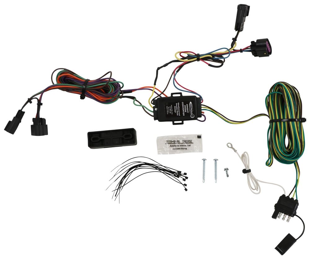 Hopkins Plugs into Vehicle Wiring - HM56102