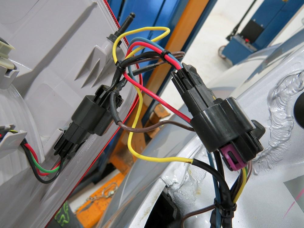 2016 GMC Terrain Hopkins Custom Tail Light Wiring Kit for ...