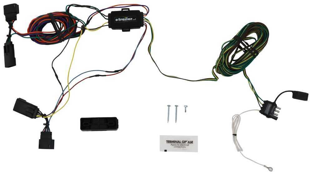 HM56115 - Custom Hopkins Plugs into Vehicle Wiring