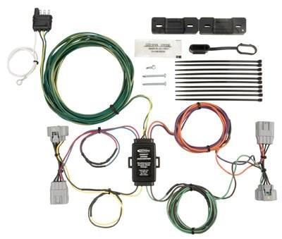HM56206 - Custom Hopkins Plugs into Vehicle Wiring