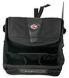 Hopkins Go Gear Interior Cargo Organizer - Seat Console - Medium Size Black HM75104