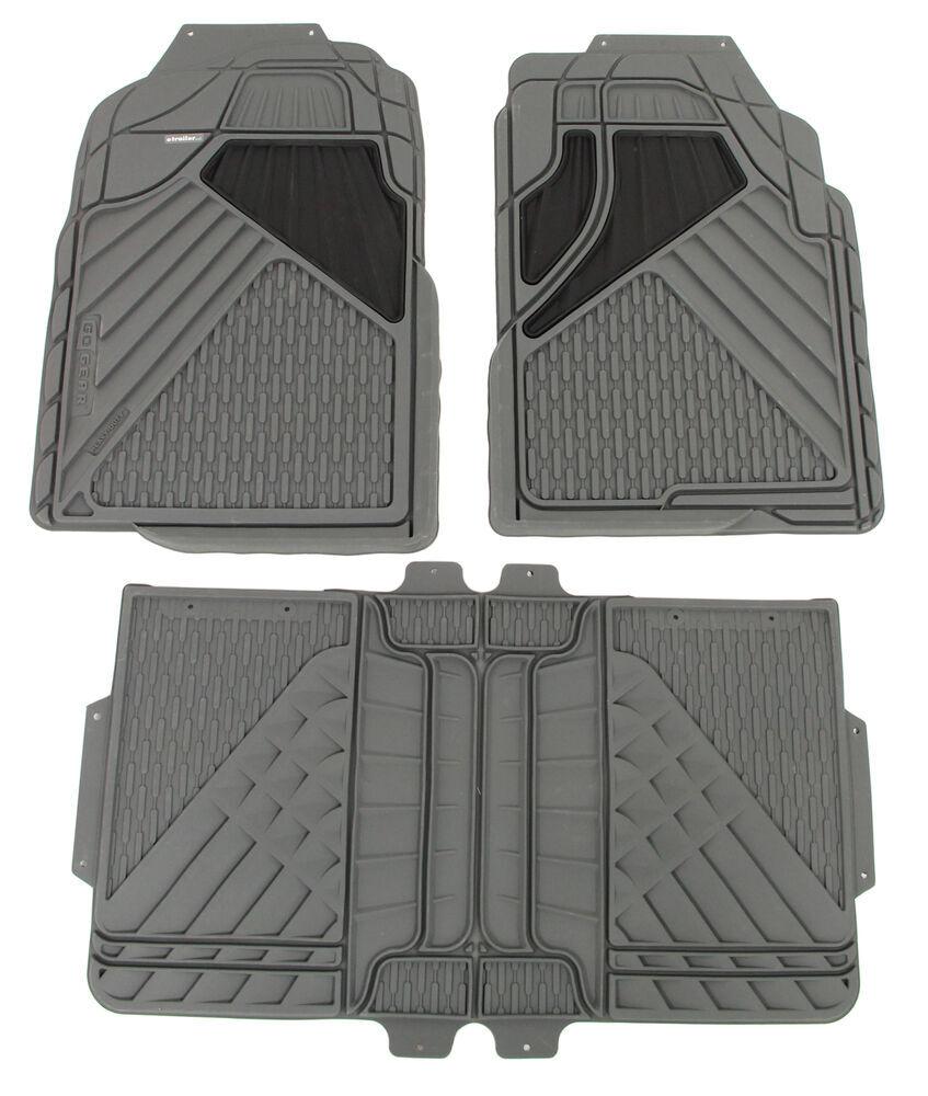 HM79001 - Gray Hopkins Floor Mats