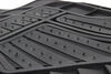 Hopkins Semi-Custom Auto Floor Mats - PVC - Front - Black Front HM79040