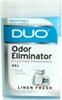 hopkins car air fresheners gel duo freshener and odor eliminator - linen fresh