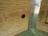 "2-Piece Polypropylene Trailer Vent for 3"" Diameter Hole - Black 6W x 8L Inch HMAV2-AVT2"