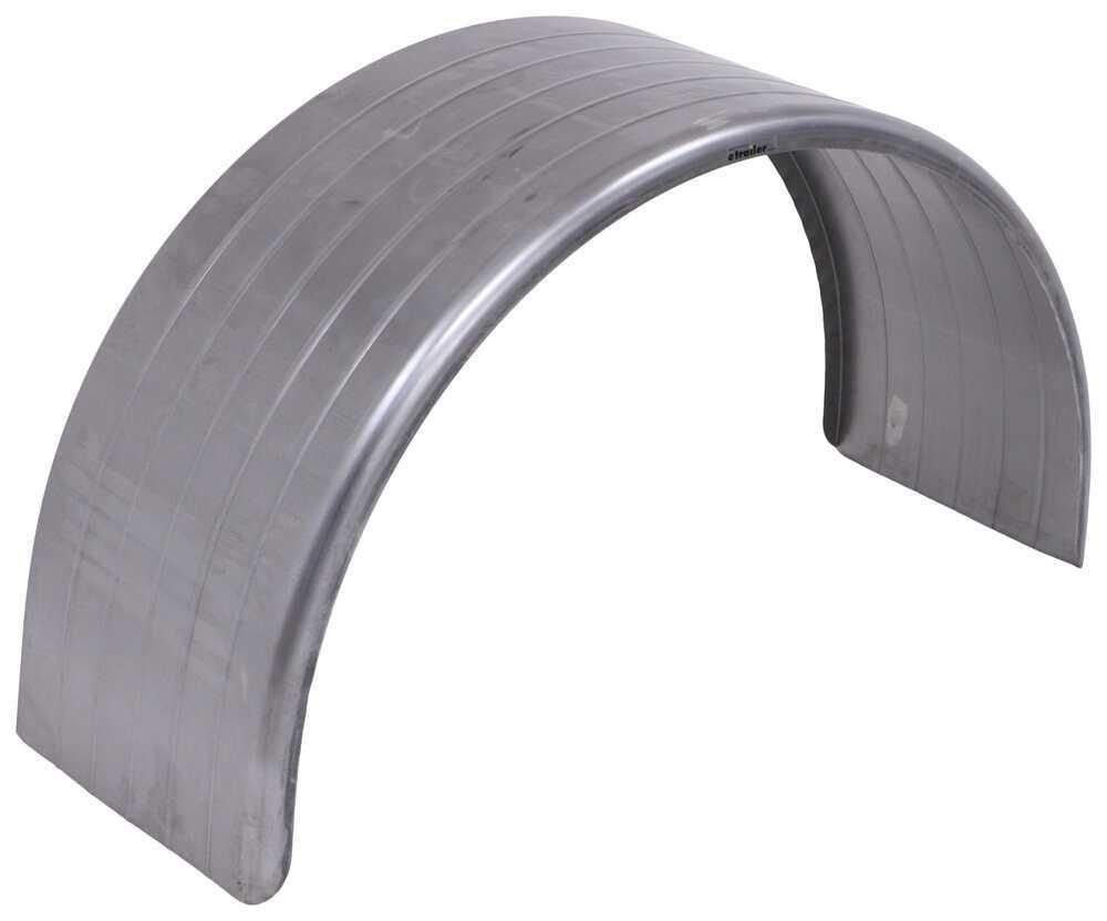HP46FR - Steel etrailer Trailer Fenders