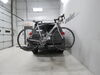 0  hitch bike racks hollywood platform rack fits 2 inch in use
