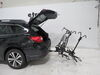 HR1400Z - Heavy Bikes Hollywood Racks Platform Rack on 2019 Subaru Outback Wagon