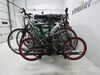 "Hollywood Racks Sport Rider SE 4 Bike Platform Rack - 2"" Hitches - Frame Mount 4 Bikes HR1400Z"