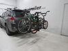 0  hitch bike racks hollywood tilt-away rack fold-up 4 bikes in use
