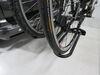 0  hitch bike racks hollywood platform rack tilt-away fold-up on a vehicle