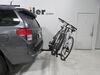 0  hitch bike racks hollywood platform rack tilt-away fold-up sport rider se2 for 2 bikes - inch hitches frame mount