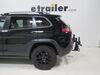 Hitch Bike Racks HR1460Z-E - Bike and Hitch Lock - Hollywood Racks on 2019 Jeep Cherokee