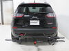 """Hollywood Racks Sport Rider SE2 2 Electric Bike Rack - 1-1/4"""" and 2"""" Hitches - Frame Mount 2 Bikes HR1460Z-E on 2019 Jeep Cherokee"""