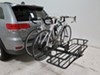 """15x52 Hollywood Racks Hitch Cargo Carrier for Sport Rider SE and SE2 Bike Racks - 2"""" Hitches Fits 2 Inch Hitch HR1485 on 2015 Jeep Grand Cherokee"""