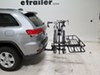 HR1485 - Steel Hollywood Racks Hitch Cargo Carrier on 2015 Jeep Grand Cherokee