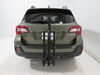 2019 subaru outback wagon hitch bike racks hollywood platform rack fits 1-1/4 inch 2 and trail rider - hitches frame mount