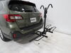 2019 subaru outback wagon hitch bike racks hollywood platform rack 2 bikes hr200z