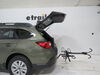 2019 subaru outback wagon hitch bike racks hollywood fold-up rack 2 bikes hr200z