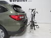 2019 subaru outback wagon hitch bike racks hollywood fold-up rack 2 bikes on a vehicle