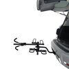 0  hitch bike racks hollywood fold-up rack 2 bikes on a vehicle