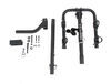 hollywood racks hitch bike hanging rack fits 1-1/4 inch 2 and commuter carrier for hitches - tilting