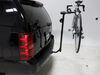 """Hollywood Racks Commuter 2 Bike Carrier for 1-1/4"""" and 2"""" Hitches - Tilting Fits 1-1/4 Inch Hitch,Fits 2 Inch Hitch,Fits 1-1/4 and 2 Inch Hi"""