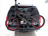 0  hitch bike racks hollywood hanging rack 2 bikes commuter carrier for 1-1/4 inch and hitches - tilting