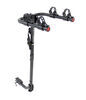 "Hollywood Racks Commuter 2 Bike Carrier for 1-1/4"" and 2"" Hitches - Tilting Frame Mount HR2500"