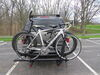 0  hitch bike racks hollywood platform rack fold-up tilt-away trs for 2 bikes - 1-1/4 inch and hitches wheel mount